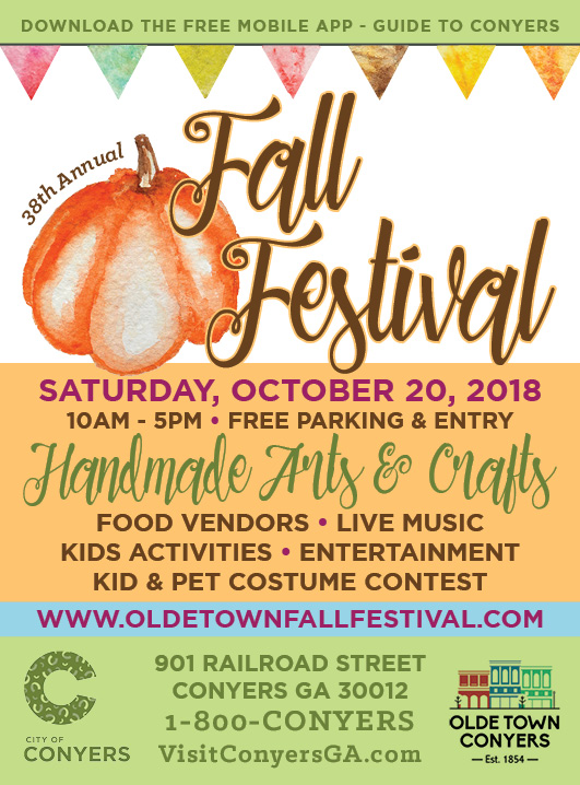 38th Annual Olde Town Fall Festival