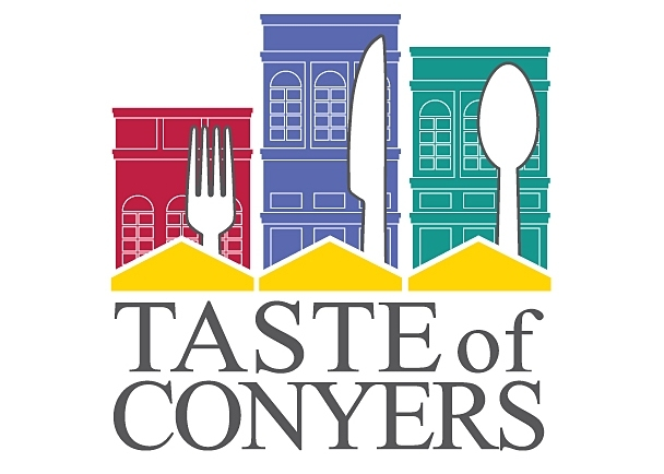 Taste of Conyers color logo