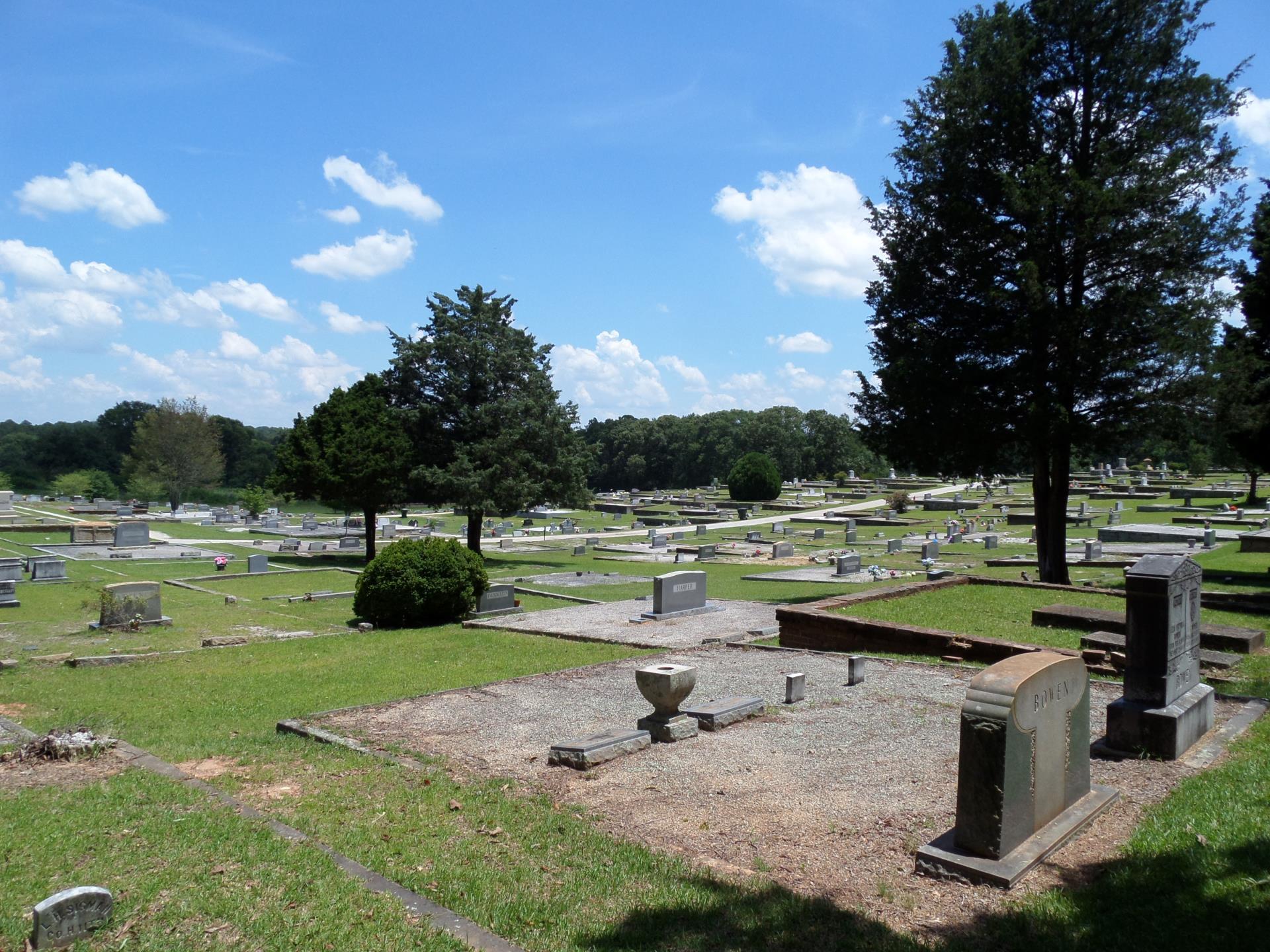 East View Cemetery Gravesites | City of Conyers, GA