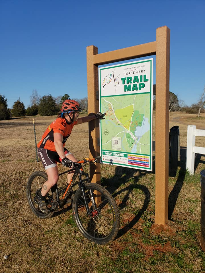 GIHP Completes New Trail Signage Installation
