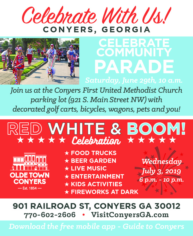Celebrate Community Parade: Saturday, June 29 at 10 a.m.